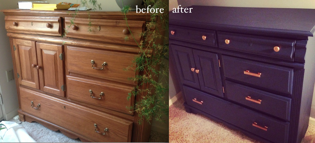 Our Old Dresser Gets A New Life Things I Made Today