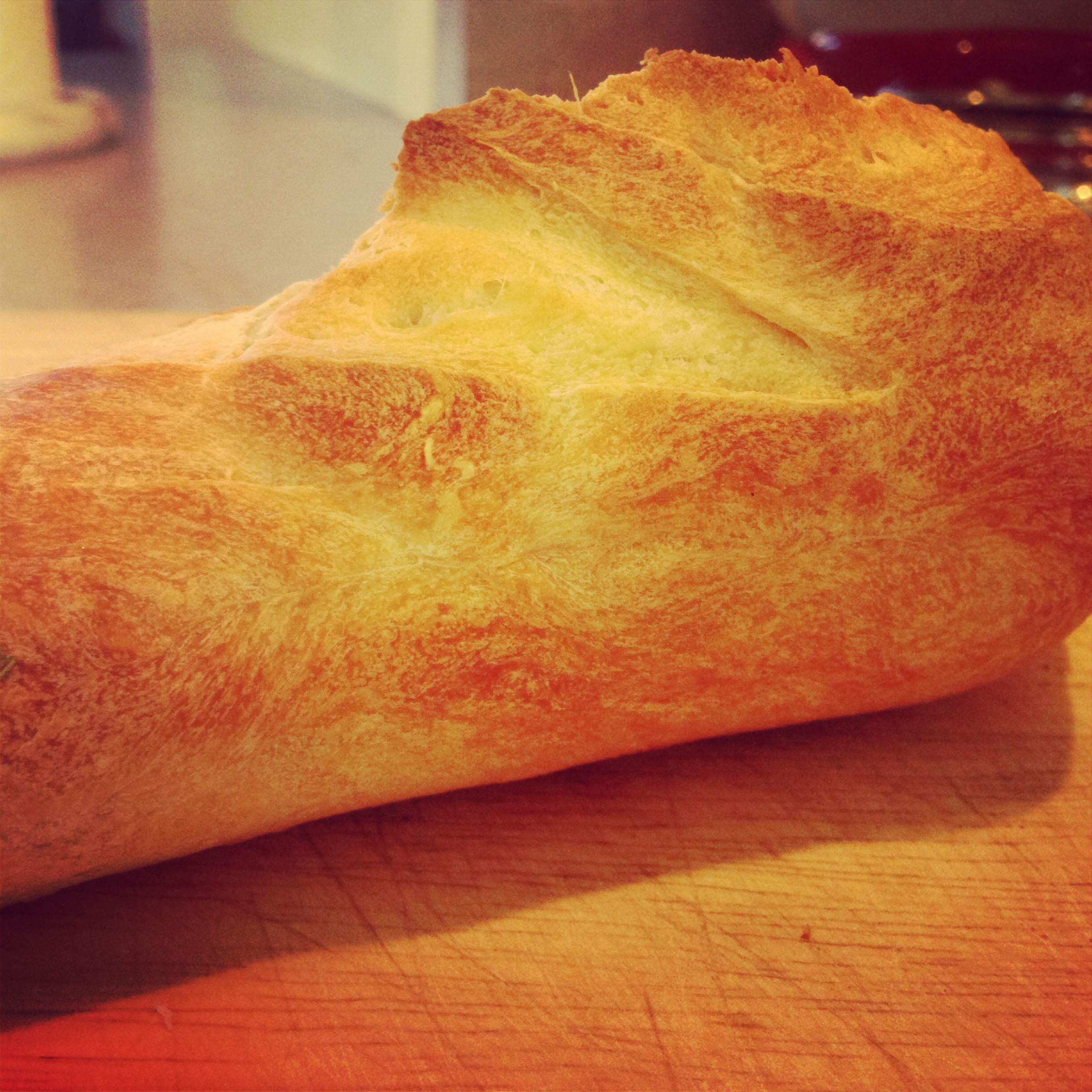 French Bread Recipe Without Mixer
