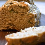 thyme and olive bread