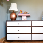 Musical Dressers and The Beginnings of a Nursery