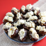 sweet ricotta stuffed dates