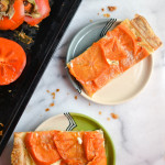 Persimmon Tart and OMG This Is Thirty